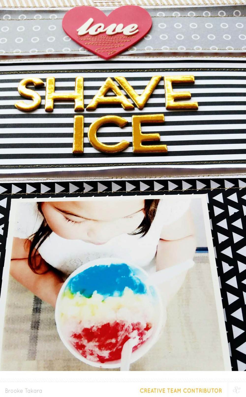 Shave Ice Sneak