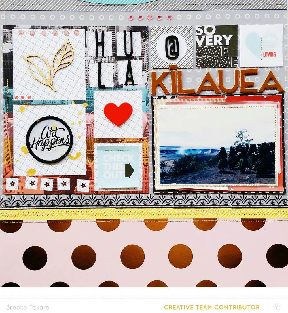 Hula @ Kilauea