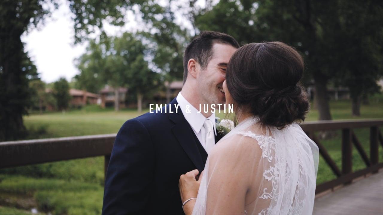 Emily & Justin • A Quincy, IL Wedding — The Film Jar