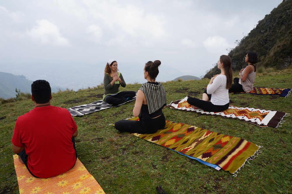 Ecuador Mountain Views Inn   Be One with Nature    Yoga Retreats