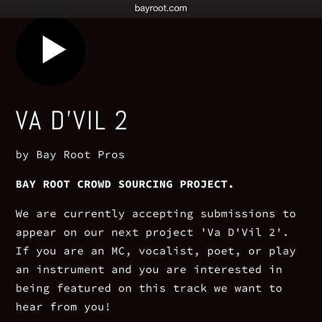 something new! bayroot.com/featured #bayrootproductions #beats #heavyknock #rhythms #instrumentals #thememusic #soundcloud #googlethatshit #bayarea #producer #beatmaker #rhymes #mc #vocalist #musicmaker #mpc #nativeinstruments #logicpro #protools #mixing #audioengineering
