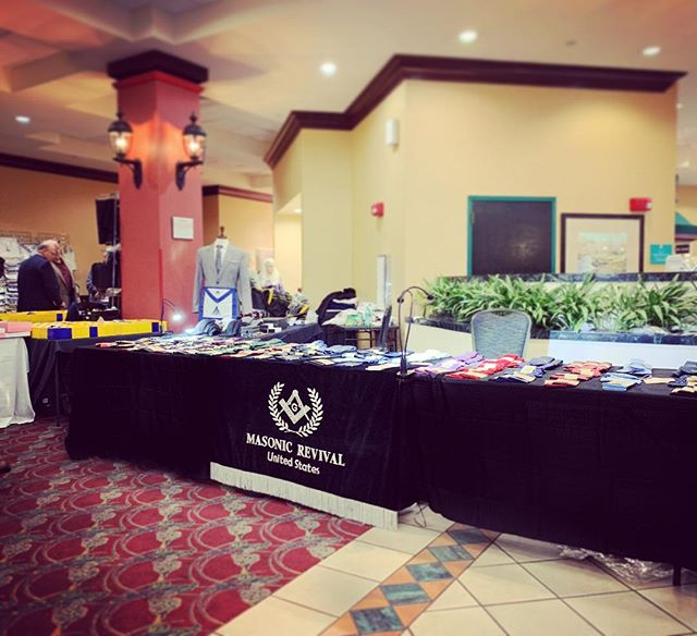 Come see us at the Grand Lodge of Alabama!