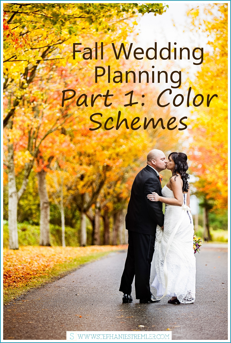 fall weddings part 1 color schemes lynden wa wedding. Black Bedroom Furniture Sets. Home Design Ideas