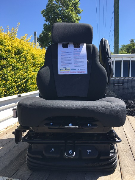 Sears Ag Tractor Seats : Sears d tractor seat challenger agco — the