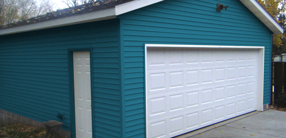 Electricity & Lighting in Detached Garages