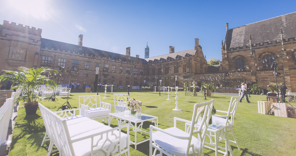 Sydney Uni Event Photography