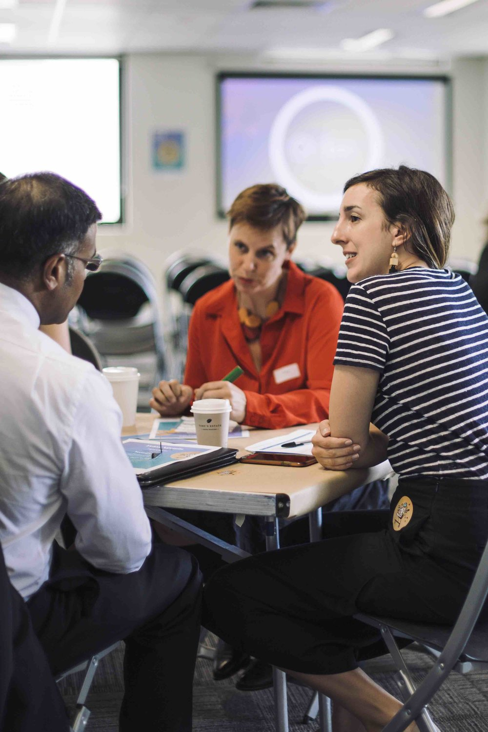 RESILIENT SYDNEY STAKEHOLDER ENGAGEMENT    City of Sydney   We worked with  JOC Consulting  to plan, facilitate and report on creative  ...more