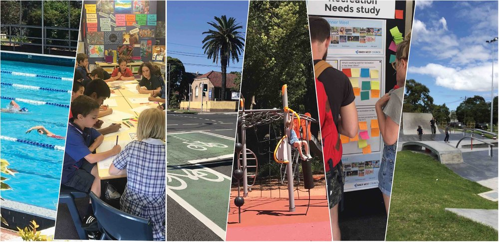 RECREATION NEEDS STUDY - A HEALTHIER INNER WEST     Inner West Council   Cred delivered extensive research into the current and future recreation needs  ...more
