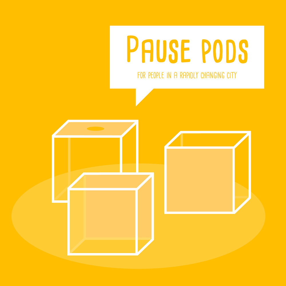 BANKSTOWN PAUSE PODS     City of Canterbury Bankstown   Bankstown is rich in cultural diversity and age groups and the streets are used  ...more