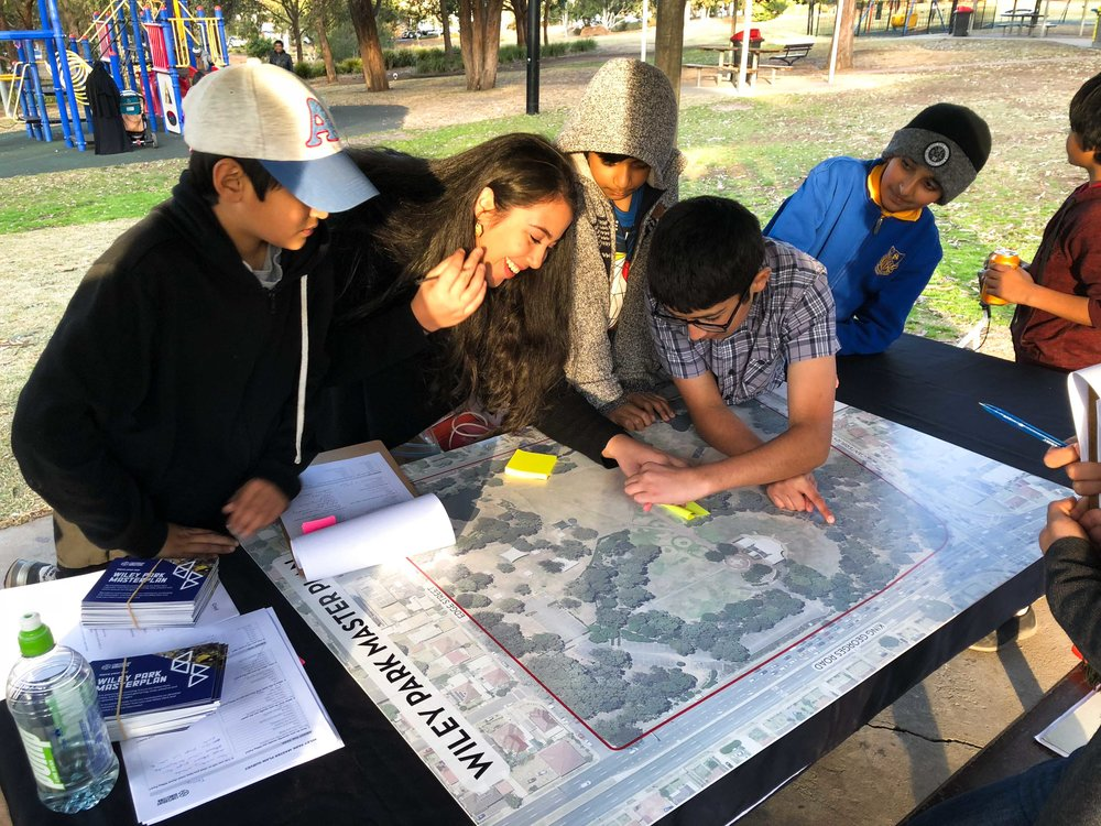 WILEY PARK MASTER PLAN COMMUNITY ENGAGEMENT     City of Canterbury Bankstown Council