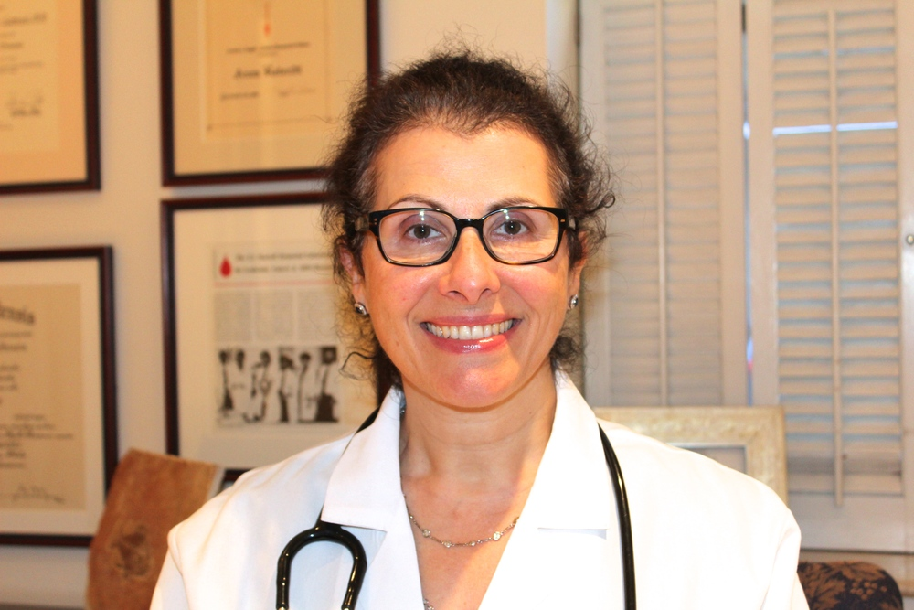 Dr. Anna Gattani