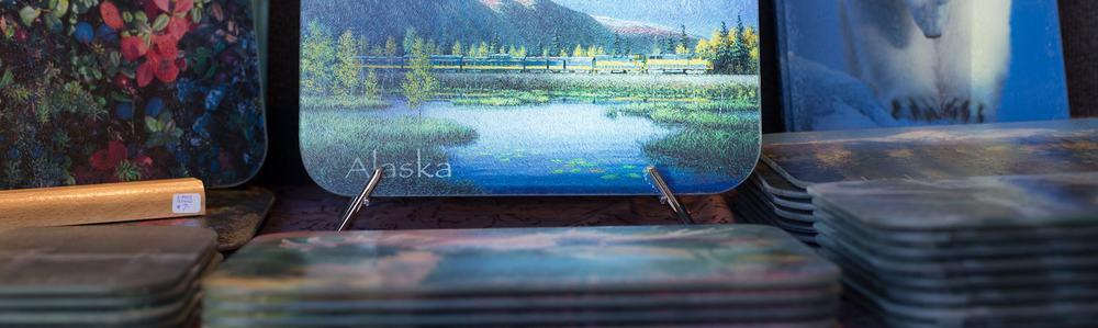 Featuring Over 50 Alaskan Artists