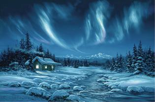 """These are Shane's Top of the Line """"Hand Embellished"""" canvas reproductions.They have the same look and feel as an original on canvas. Available in fivedifferent sizes."""