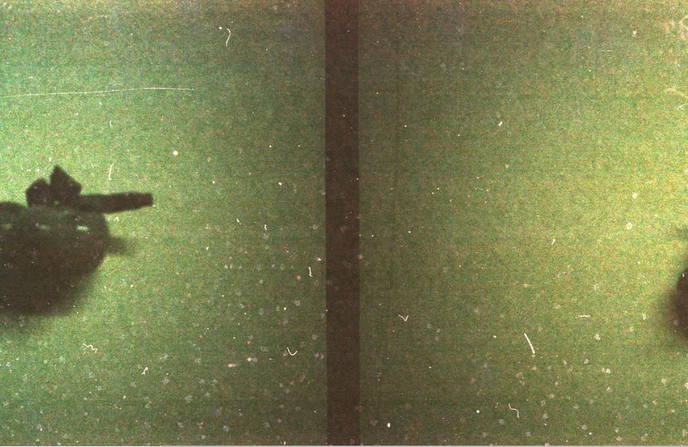 Retard in Motion- 35mm film; 2008