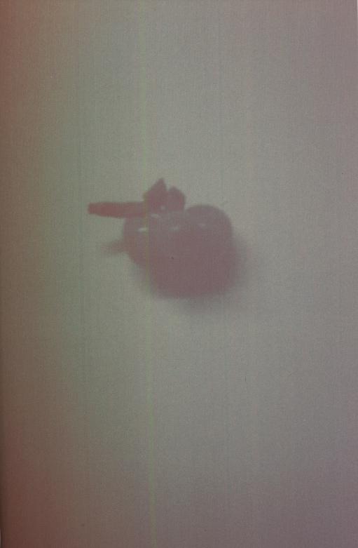 Retard on Polyester 2 - 35mm film; 2008