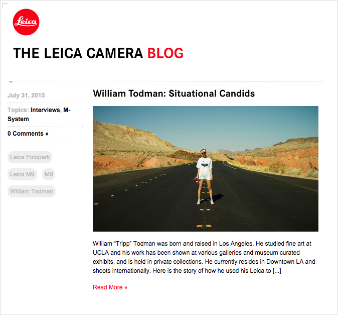Leica   Click to read online at Leica-Camera.com    Click to download PDF