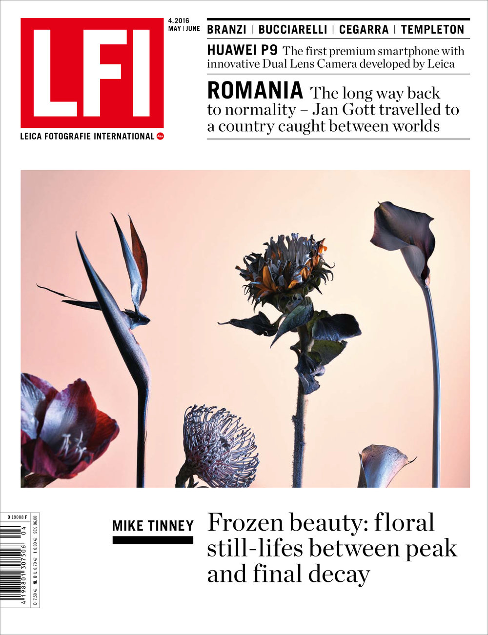 Leica Fotographie Int'l magazine  April 2016