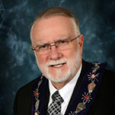 Doug Craig - Mayor of Cambridge, Ontario