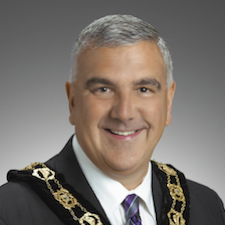 Dave Jaworsky - Mayor of Waterloo, Ontario