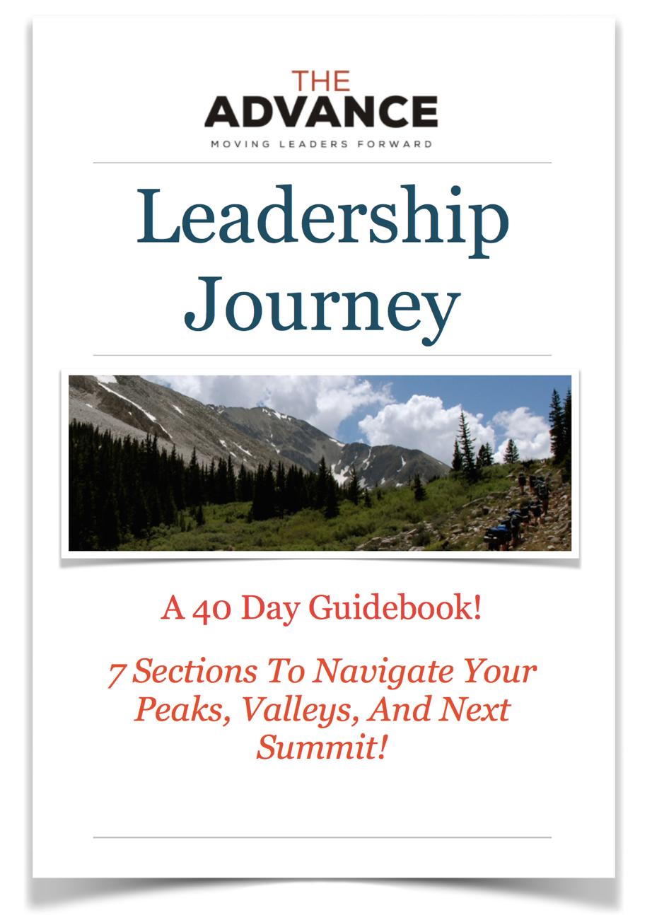 Free ebook design for leaders!
