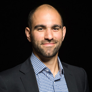 Jake Colognesi <br />Vice President