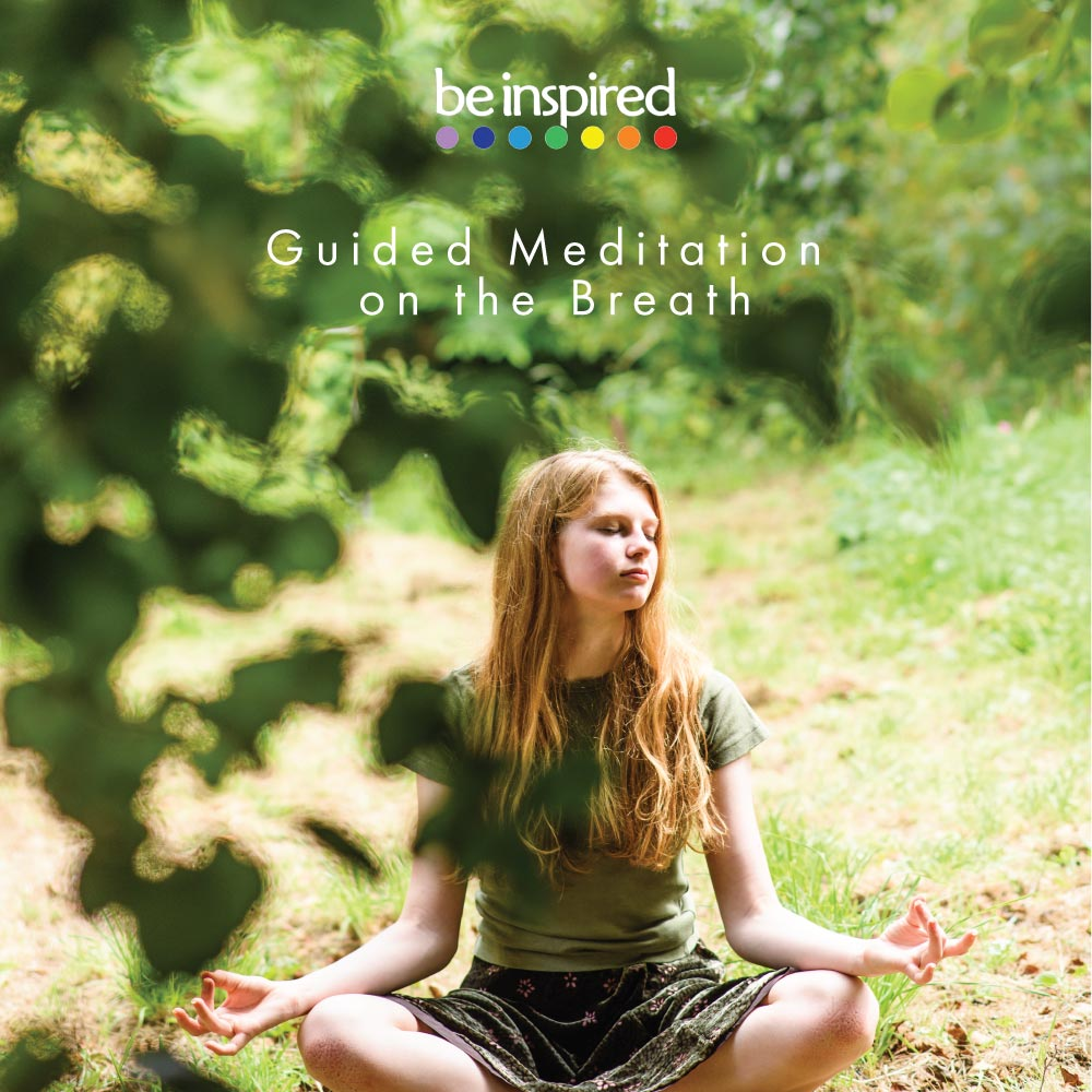 Guided Meditation on the Breath - 17 minutesThis guided meditation on the breath will encourage a state of calm alertness, providing some peace and steadiness of mind and increasing your general sense of wellbeing.