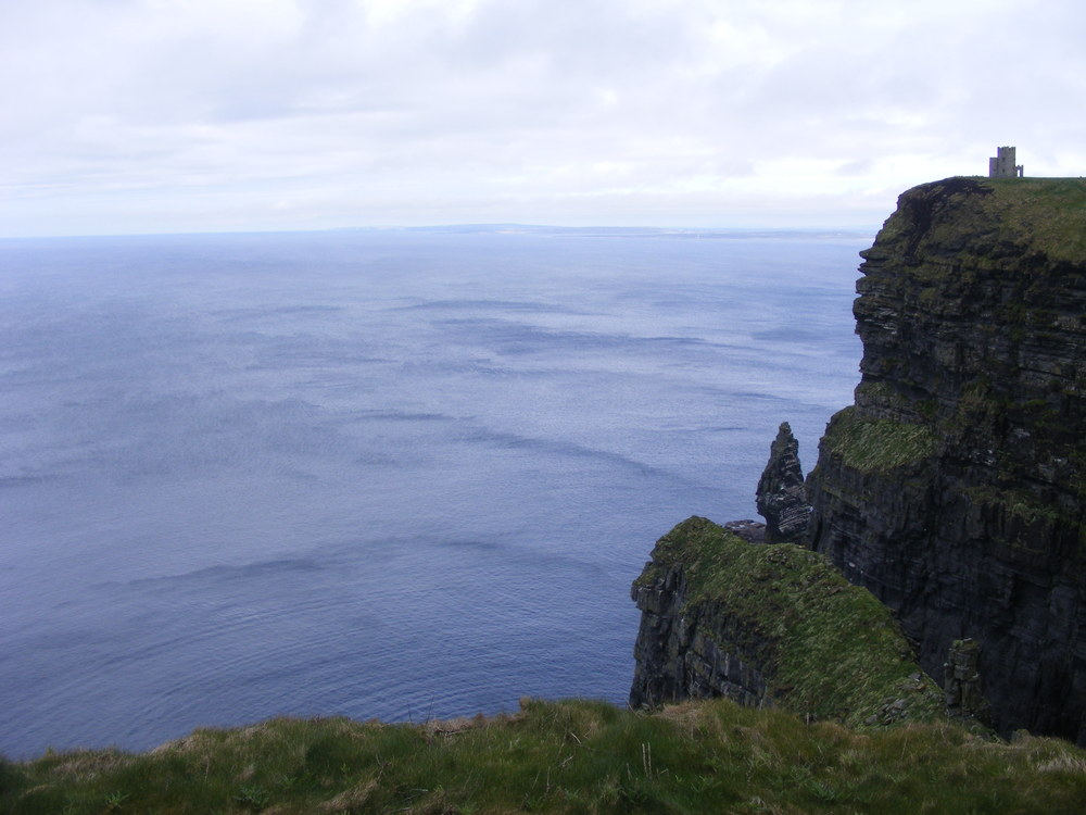 Awe inspiring Cliffs of Moher