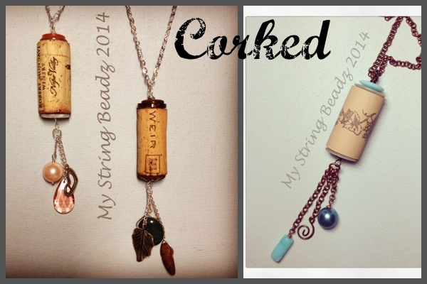 Corked Pendants