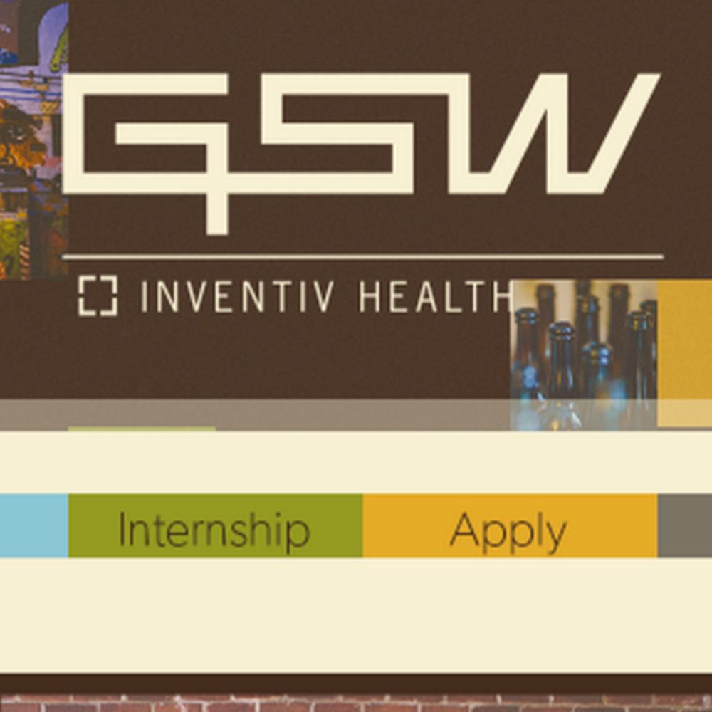 GSW Intern Website