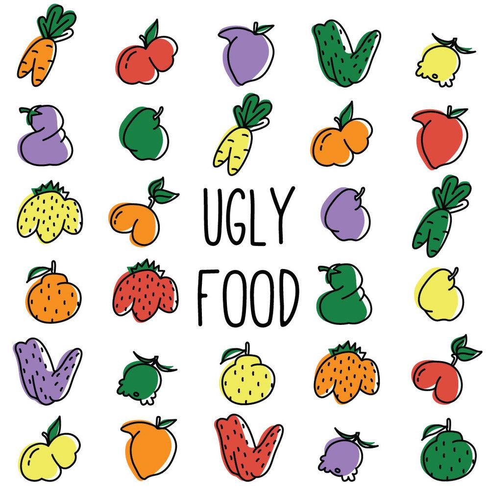 Ugly Food is yummy too!