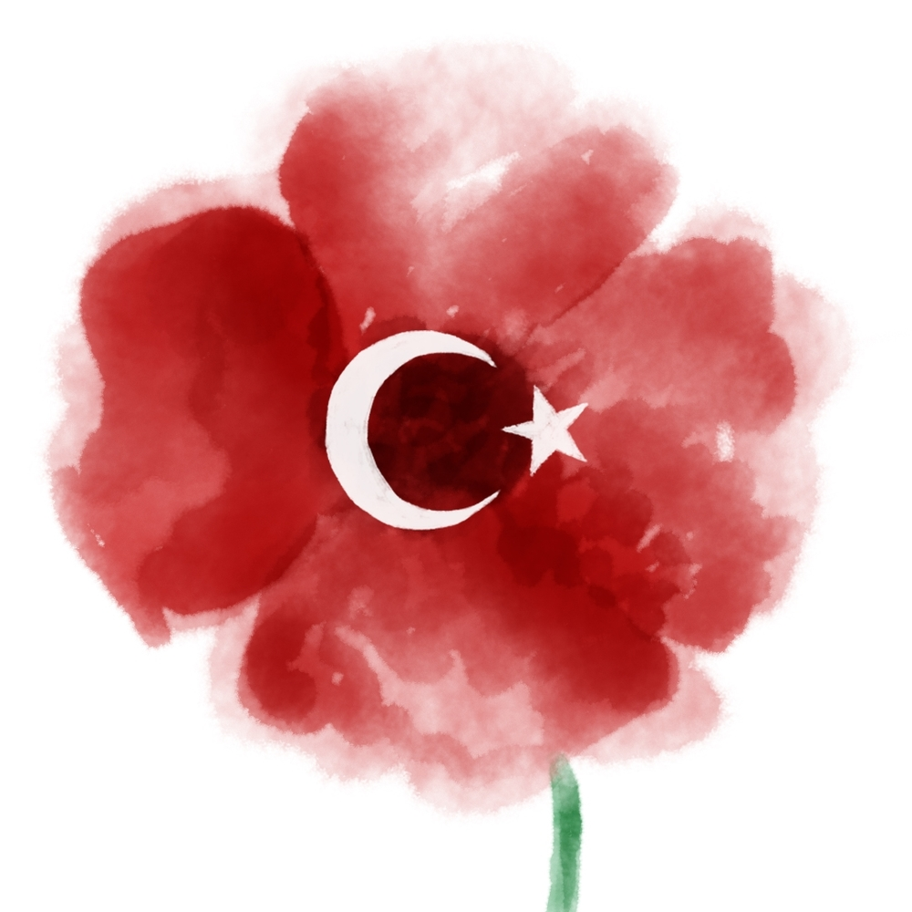 Turkey in Our thoughts