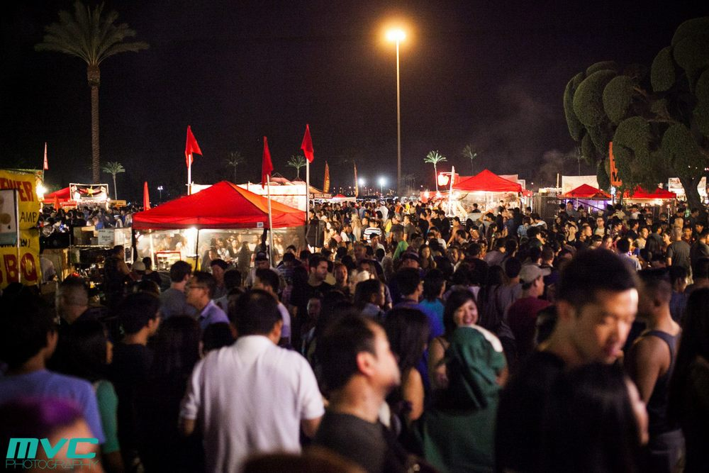 626 Night Market | OC Night Market: Events & Food Festival