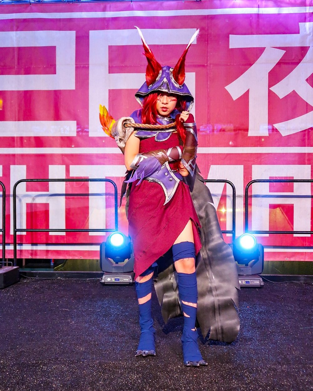 626-night-market-cosplay-contest-league-of-legands-xayah-2.JPG