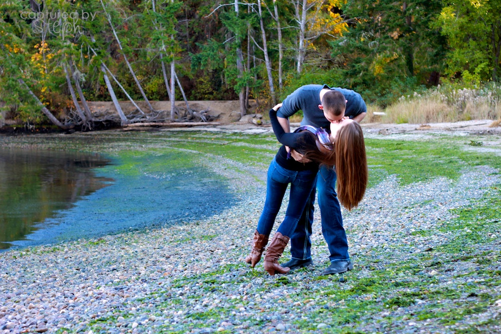 Stephanie Alys Photography | Engagement Pictures at Manchester State Park
