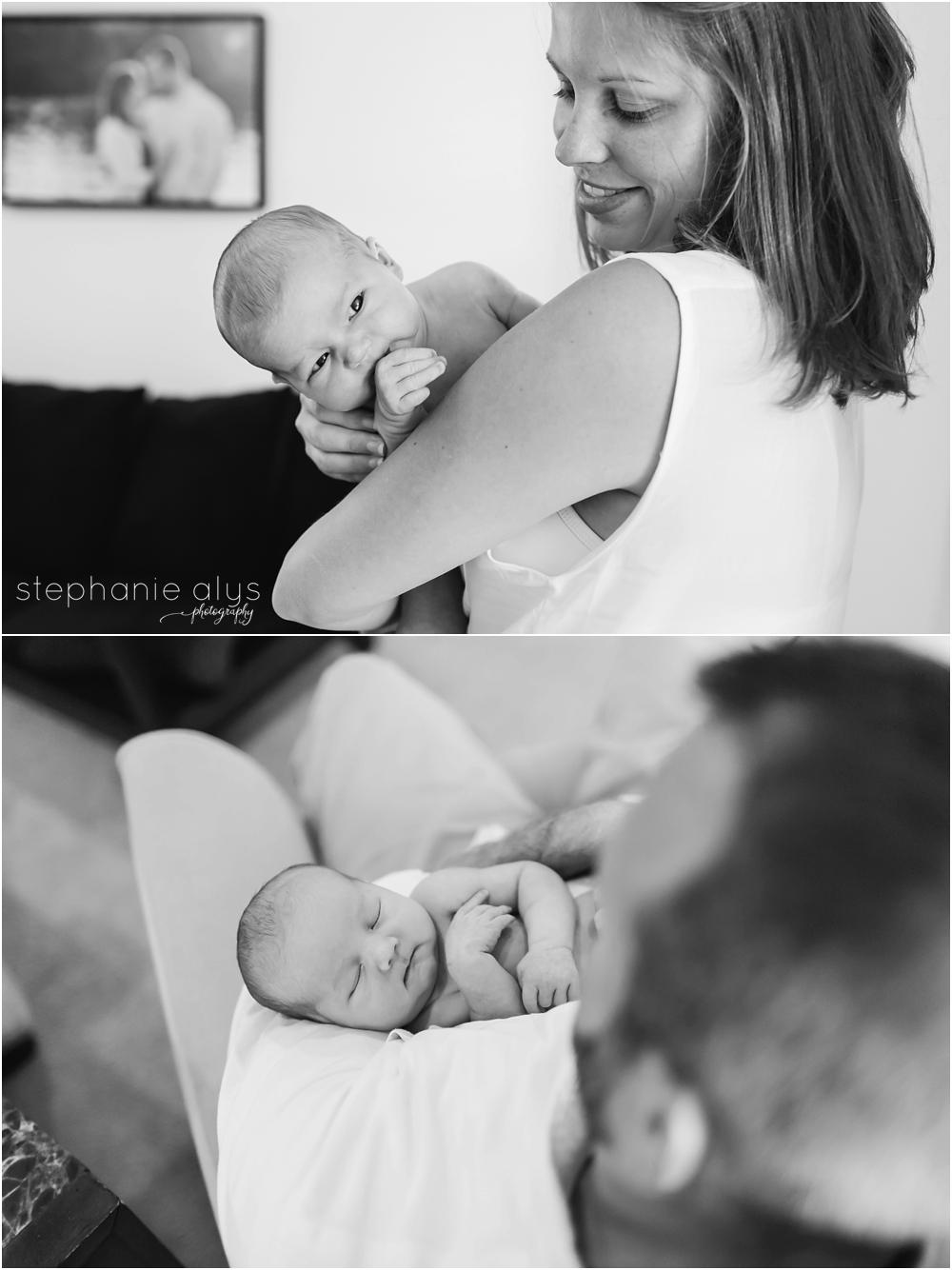 © 2015 Stephanie Alys Photography | Cypress, Texas Newborn Photographer | Baby T