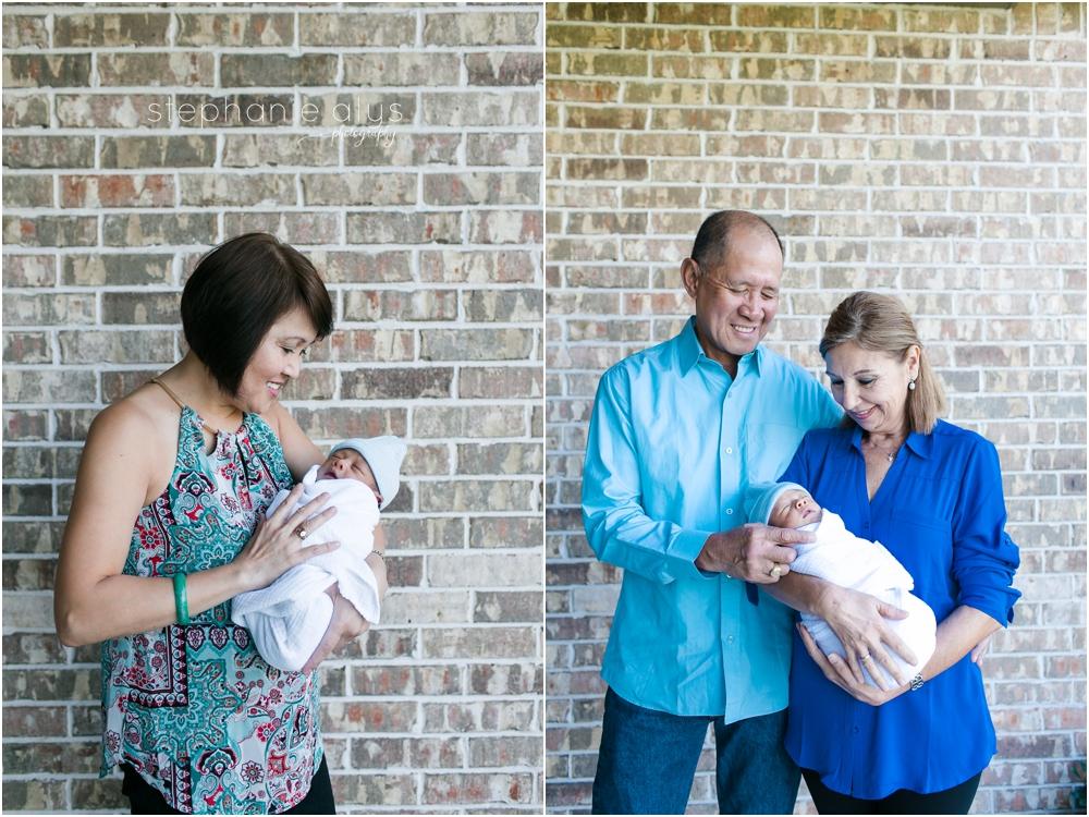 © 2015 Stephanie Alys Photography | Emerson • Cypress, Texas Newborn Photographer