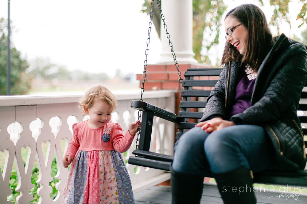 © 2015 Stephanie Alys Photography | Joy • Cypress Top Historic Park Family Session