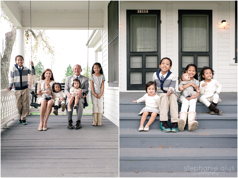 © 2015 Stephanie Alys Photography | Blog » Cypress Top Historic Park Extended Family Session • Ivan + Mei Lene's Big Family Session