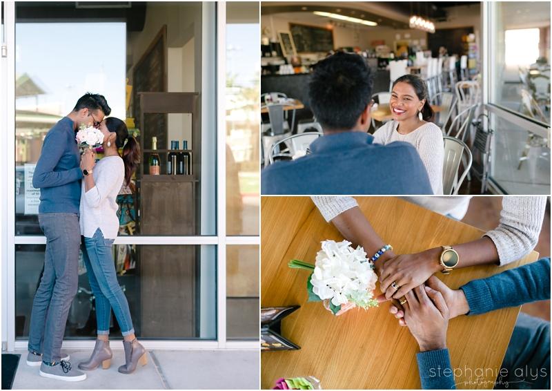 © 2017 Stephanie Alys Photography | Cypress TX Photographer • Hanan's Cafe Anniversary Session