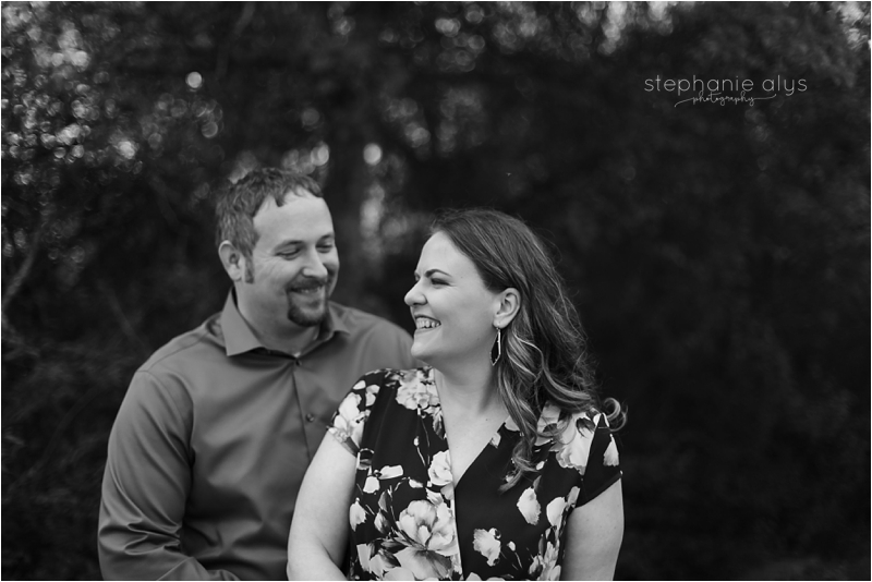 © 2017 Stephanie Alys Photography | Cypress, TX Engagement Photographer » Jennifer + Sheldon's Engagement Session