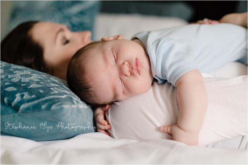 © 2018 Stephanie Alys Photography | Baby E • Houston, TX Lifestyle Newborn Photography