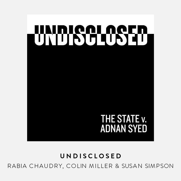 undisclosed podcast