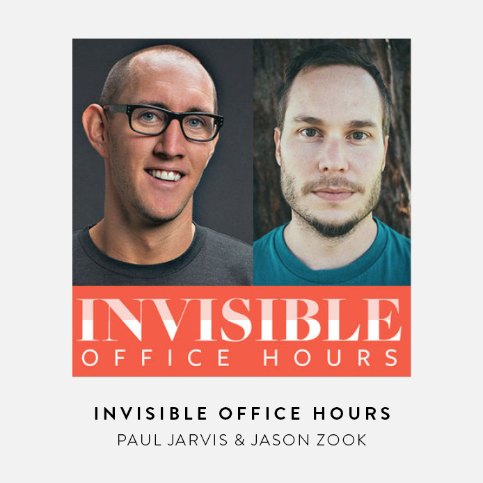 invisible offce hours podcast