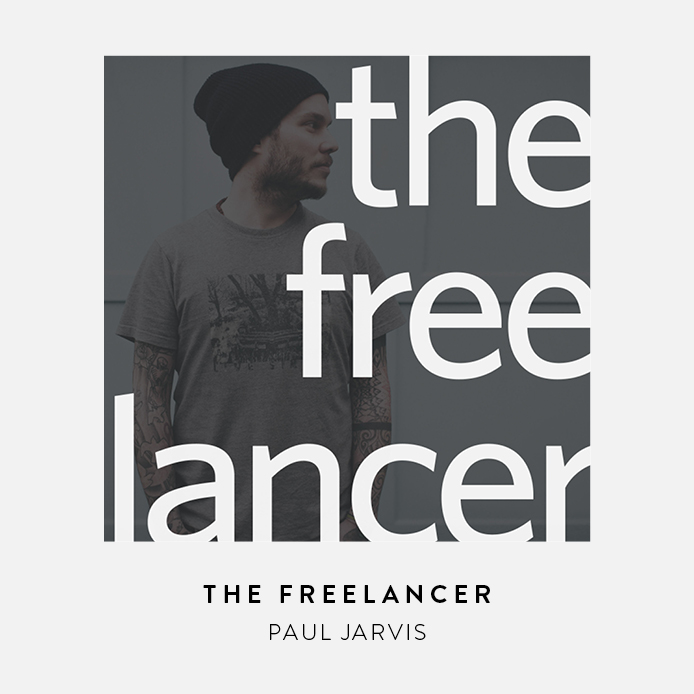 paul jarvis the freelancer podcast