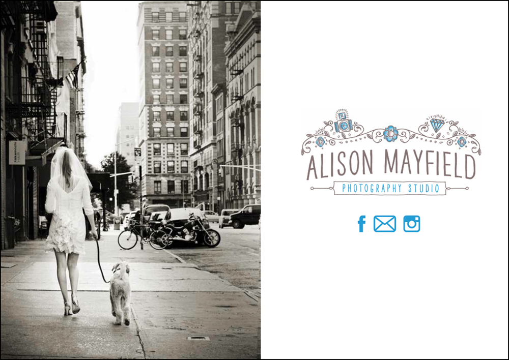 Alison Mayfield Photography | Georgie McKenzie Graphic Design