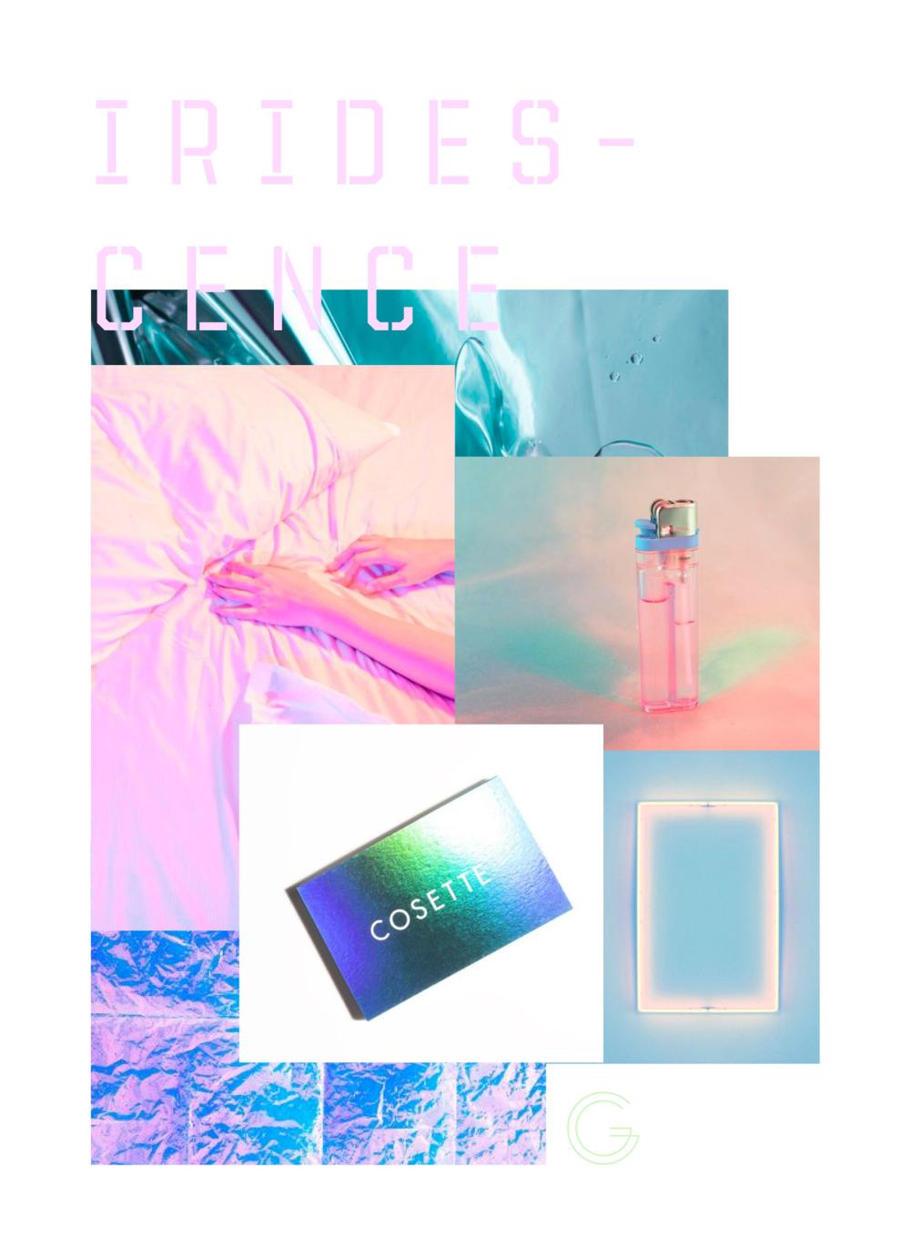 Georgie McKenzie Graphic Design   Blog   Colour Study   Iridescence
