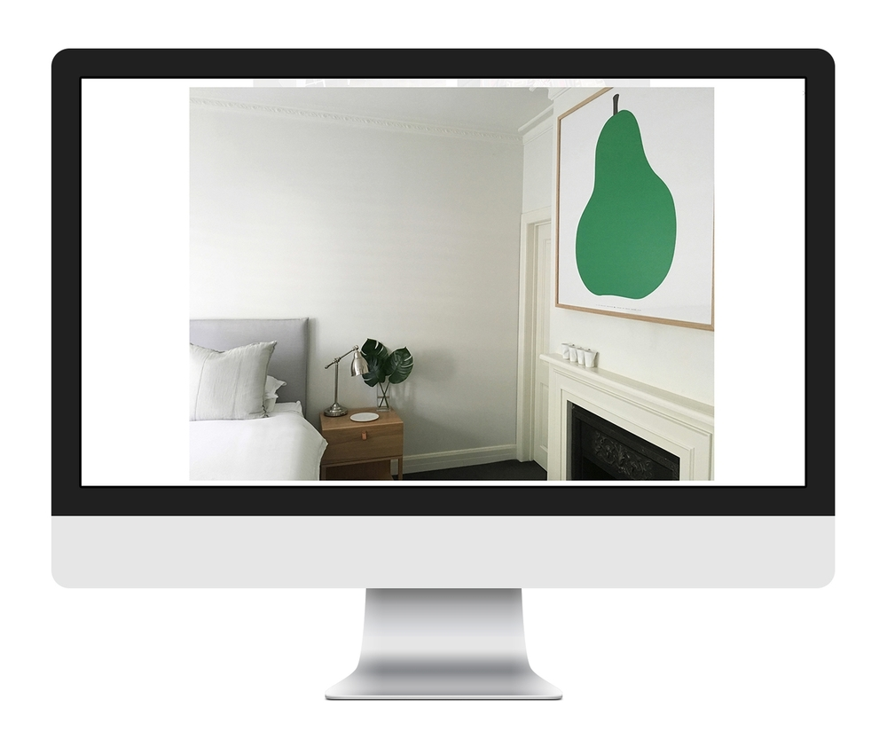 Georgie McKenzie Graphic Design | Portfolio | Anna Fisher interiors