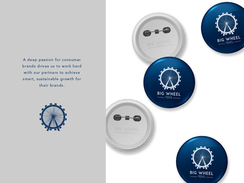 Georgie McKenzie Graphic Design | Portfolio | Big Wheel