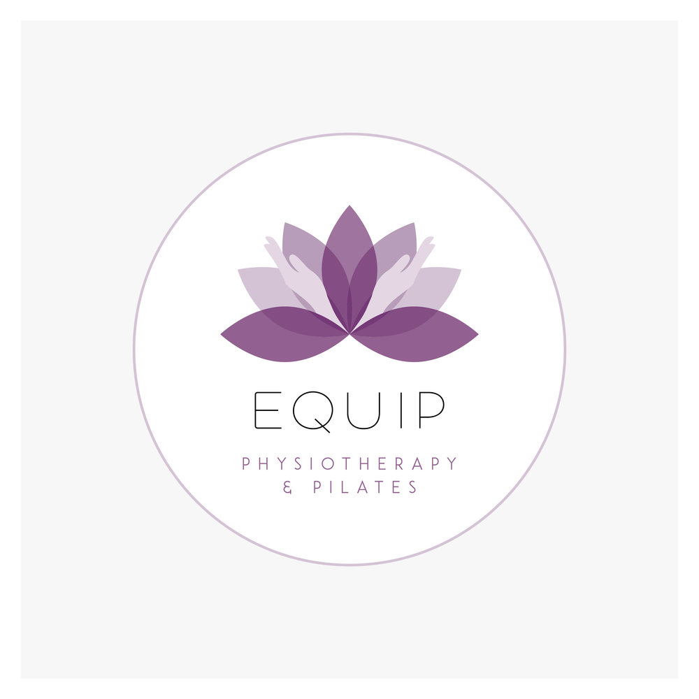 Georgie McKenzie Graphic Design | Equip Physiotherapy & Pilates