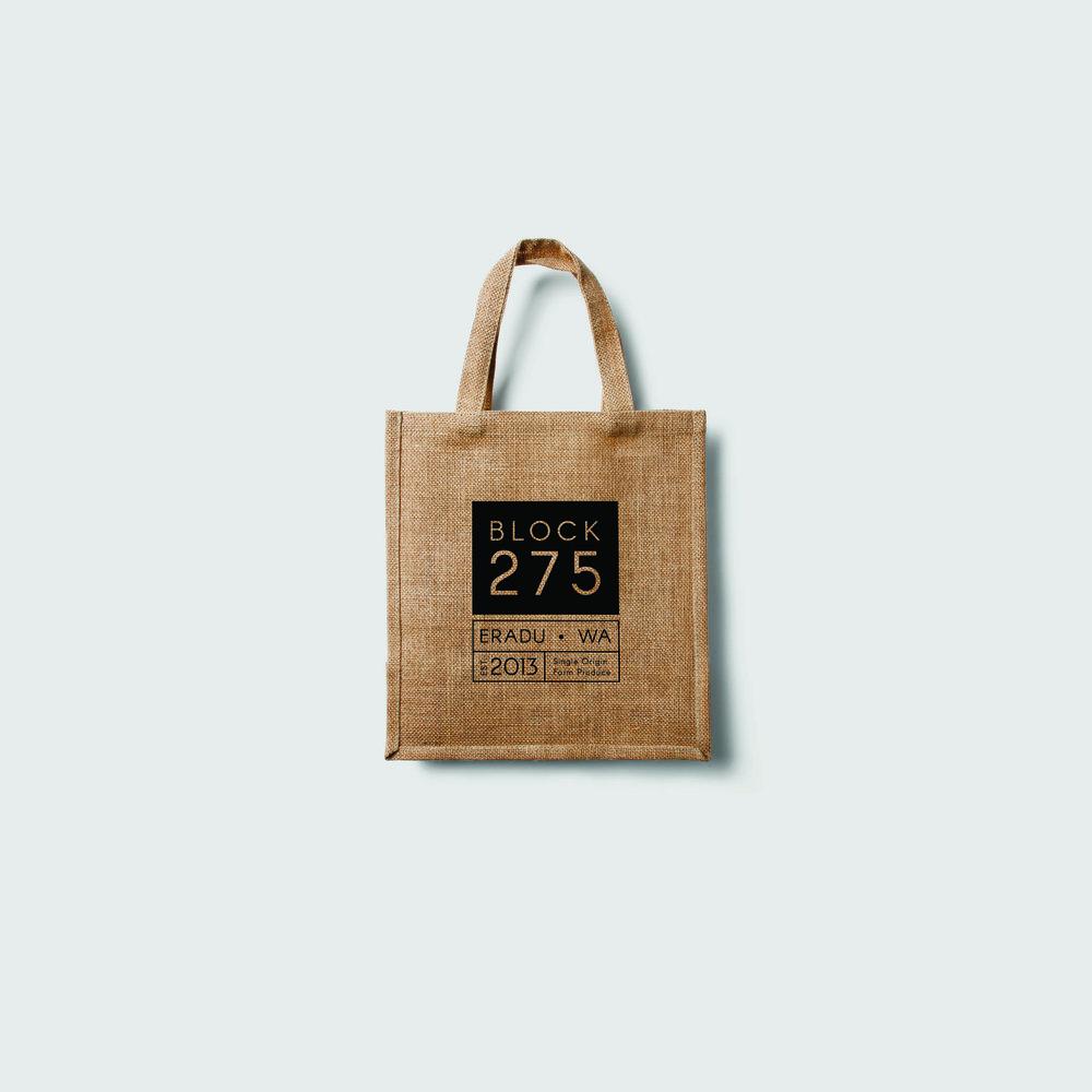 Georgie McKenzie Graphic Design | Block 275 Branding